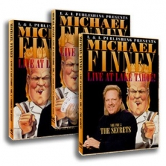 Michael Finney - Live At Lake Tahoe 3sets Download