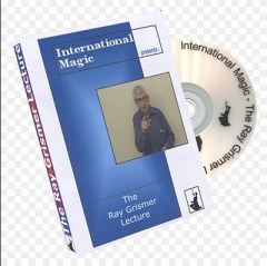 Ray Grismer Lecture by International Magic