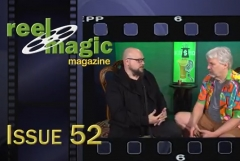Reel Magic Magazine Issue 52 - Kozmo