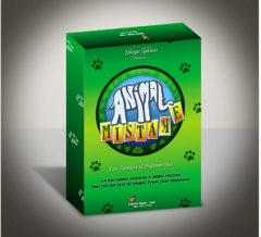 Animal Mistake by Luis Zavaleta & Professor Otto by Twister Magic (online instructions)