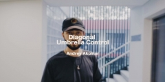 Diagonal Umbrella Control by Andrey Akpinar