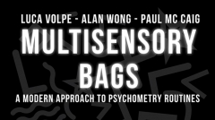 Multisensory Bags (Online Instructions) by Luca Volpe , Alan Wong and Paul McCaig