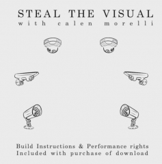 Calen Morelli - Steal the Visual by WAJTTTT