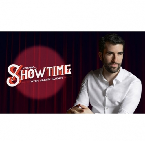 Jason Suran Vanishing Inc Showtime