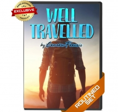 Well Travelled Routined Bundle by Cameron Francis