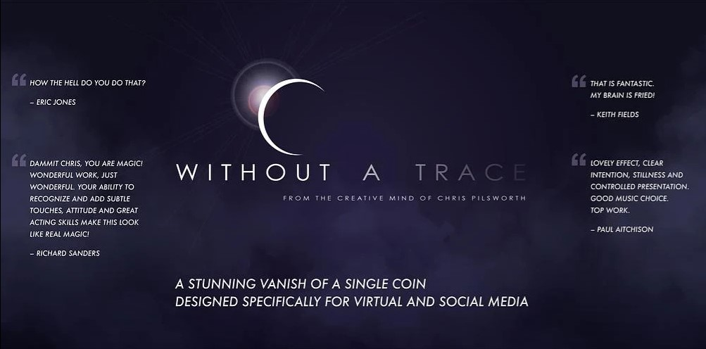 Without A Trace by Chris Pilsworth