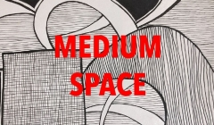 Medium space by Sultan Orazaly