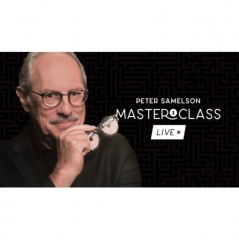 Peter Samelson Masterclass Live (week two)