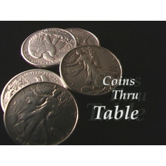 Coins Thru Table, excerpt from Extreme Dean #2 by Dean Dill (Download)