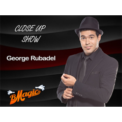 Close up Show com George Rubadel, Portuguese Language (Download)