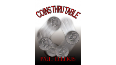 COINS THRU TABLE by Paul A. Lelekis eBook (Download)